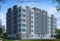 BG Condominium (BLOSSOM GARDEN Condominium)