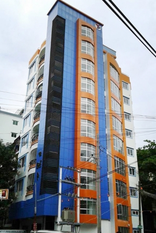 Damadarna Condo (Three Friends Construction)
