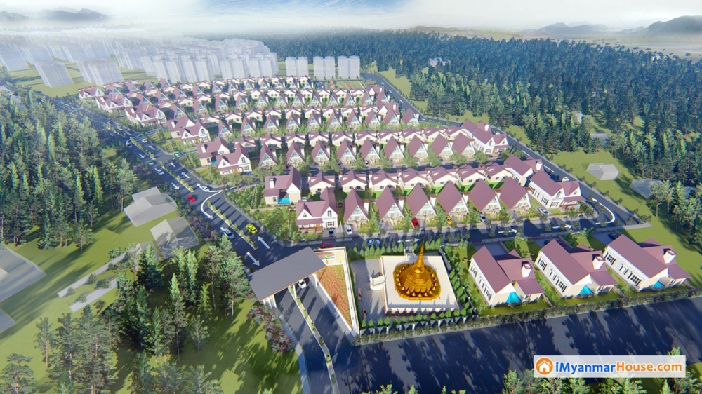Taunggyi Garden Estate Housing (Grant)