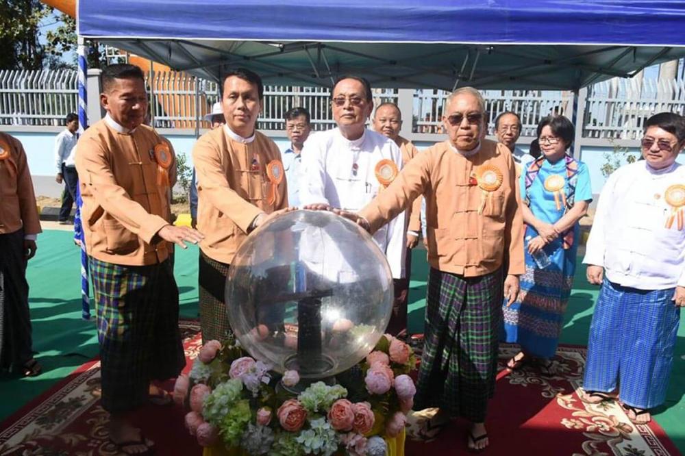 ရန္ကုန္တိုင္းအတြင္း ဓာတ္အားခြဲ႐ုံ ၃ ခု တစ္နိုင္ငံလုံး လၽွပ္စစ္ဓာတ္အား အသုံးျပဳနိုင္မႈ ၅၀ ရာခိုင္ႏႈန္း ျပည့္ေျမာက္သည့္အထိမ္းအမွတ္အျဖစ္ ဖြင့္လွစ္ခဲ့ - Property News in Myanmar from iMyanmarHouse.com