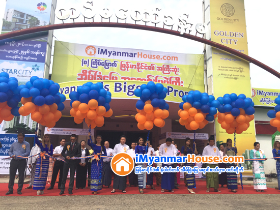 """8th Myanmar's Biggest Property Expo"" Organized By iMyanmarHouse.com With Sales Of More Than MMK 22.8 Billion (US$ 17 Million)"