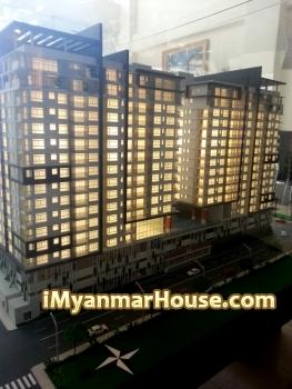 """Grand Mya Kan Thar"" Condominium Project ၏ ဖြဲစည္း တည္ေဆာက္မႈပံုစံ ဗီဒီယို (အိမ္၊ ၿခံ၊ ေၿမ မိတ္ဆက္) - Property Guide from iMyanmarHouse.com"