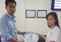 Myanmar United Land အိမ္ျခံေျမ အက်ိဳးေဆာင္ မွ ေထာက္ခံခ်က္