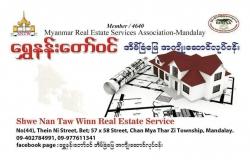 Shwe Nan Tawwin Real&Estate Services