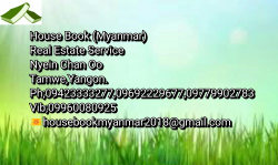 House Book (Myanmar) Real Estate Service Co.,Ltd.
