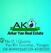 Arkar Yan Real Estate