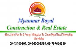 Myanmar Royal Construction & Real Estate