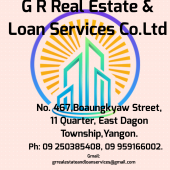 GR Real Estate and Loan Services Co.LtD.